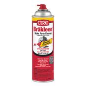 CRC 50 State Formula Brakleen Brake Parts Cleaners, 20 oz Aerosol Can, 12 EA, #5050