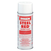 ITW Pro Brands Layout Fluids, 16 oz Aerosol Can, Red, 12 CAN, #80096