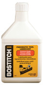Bostitch Industrial Pneumatic Tool Lubricants, 20 oz, Bottle, 6 BO