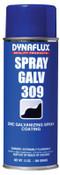 Dynaflux Spray Galv, Aerosol Can, 12 CA, #30916