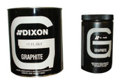 Dixon Graphite Large Lubricating Flake Graphite, 1 lb Can, 1 CAN, #L1F1C