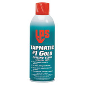 ITW Pro Brands Tapmatic #1 Gold Cutting Fluids, 11 wt oz, Aerosol Can, 12 CN, #40312