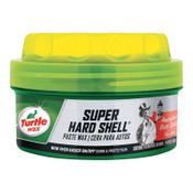 Turtle Wax Inc. Super Hard Shell Car Wax, 14 oz, 6 CN, #T222R