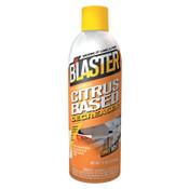 Blaster Citrus Based Degreasers, 11 oz Aerosol Can, 12 CN, #16CBD