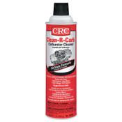 CRC Clean-R-Carb Carburetor Cleaners, 16 oz Aerosol Can, 12 EA, #5381