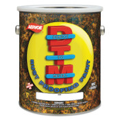 Aervoe Industries Any-Way RustProof Enamels, 1 Gallon Can, Safety Yellow, High-Gloss, 2 GA, #302G