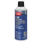 CRC 2-26 Multi-Purpose Precision Lubricants, 16 oz, Aerosol Can, 12 CAN, #2005