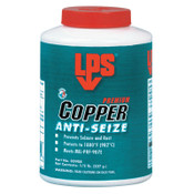 ITW Pro Brands Copper Anti-Seize Lubricants, 1/2 lb Bottle, 12 BTL, #2908