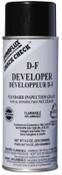 Dynaflux Visible Dye Penetrant Systems, Developer, Aerosol Can, 16 oz, 12 EA, #DF31516