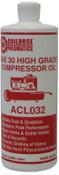 Coilhose Pneumatics Air Compressor Oils, 32 oz, Bottle, 12 CS, #ACL032P12