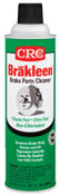 CRC Brakleen Non-Chlorinated Brake Parts Cleaners, 14 oz Aerosol Can, Less 45% VOC, 12 CAN, #5084