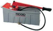Ridge Tool Company 1450 PRESSURE TEST PUMP, 1 EA, #50557