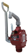 Fill-Rite Piston Hand Pumps, 3/4 in (NPT), With Spout/Telescoping Pipe, 1 EA, #FR151