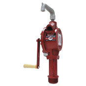 Fill-Rite Rotary Cast Aluminum Hand Pumps, 3/4 in (NPT), 1 EA, #FR113