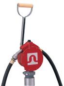 Fill-Rite Piston Hand Pumps, 3/4 in (NPT), 8 ft Hose, 1 EA