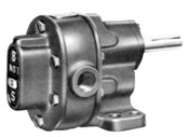 BSM Pump S-Series Pedestal Mount Gear Pumps, 1/2 in, 9 gpm, 200 PSI, No Relief Valve, CCW, 1 EA, #713203