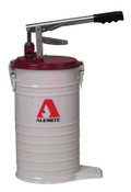 Alemite Volume Delivery Bucket Pumps, 25-35 lb, 1 EA