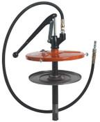 Lincoln Industrial Manual Bucket Pumps, 25-50 lb, High Pressure, 1 EA, #1292