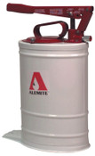 Alemite Multi-Pressure Bucket Pumps, 5 gal, 1 EA