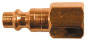 Coilhose Pneumatics CoilFemalelow Industrial Interchange Connectors, 1/4 x 1/4 in (NPT) Female, 1 EA, #1502