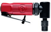 Chicago Pneumatic Angle Die Grinders, 1/4 in (NPTF), 22,500 rpm, 0.3 hp, 1 EA, #CP875