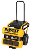 DeWalt HEAVY DUTY 1.1HP ELECTRIC AIR COMPRESSOR W/PANEL, 1 EA