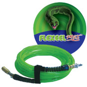 Coilhose Pneumatics FLEXEEL Max Reinforced Air Hoses, 9/16 in O.D., 3/8 in I.D., 100 ft, Automotive, 1 EA