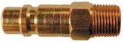 Coilhose Pneumatics CoilFemalelow Industrial Interchange Connectors, 1/2 in (NPT) Male, 1 EA, #1201