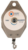 Coilhose Pneumatics Heavy Duty Mechanical Tool Balancers, 18 lb - 25 lb, 8 ft Cable, 1 EA