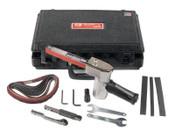 Dynabrade Dynafile II Abrasive Belt Machine Kits, 18 in x 1/4 in-3/4 in Belts, 1/2 hp, 1 EA