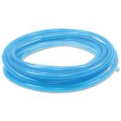 Coilhose Pneumatics FLEXEEL Polyurethane Straight Hose, 1/4 in I.D., 100 ft, Strain Relief Fittings, 1 EA