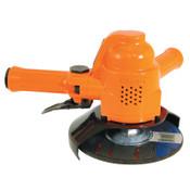 "Apex Tool Group 3060 Series Vertical Grinder, 5/8"" - 11 Spindle Thread, 7"" Dia., 6,000 RPM, 1 EA, #3060AVL07"