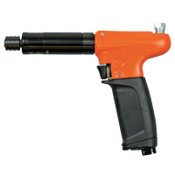 Apex Tool Group 19 Series Clecomatic Clutch Pistol Grip Screwdriver, T Handle, 1,100 rpm, 1 EA