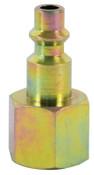 Bostitch Industrial Interchange Plugs, 3/8 in (NPT) F, 10 EA, #IP38F