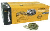 "Bostitch NAIL COIL 120 ROOF 1""GALV. 7200 PER BOX, 1 BX, #CR2DGAL"