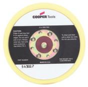 "Apex Tool Group 6"" HOOK AND LOOP NON-VACPAD, 1 EA, #543023"