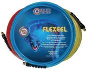 Coilhose Pneumatics FLEXEEL Reinforced Polyurethane Straight Hoses, 3/8 in O.D., 1/4 in I.D., 50 ft, 1 EA