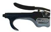 Coilhose Pneumatics 600 Series Blow Guns, Non-Safety Tip, Brass, 1 EA, #605