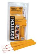 Bostitch BOSTITCH CAPS-1IN PLASTIC- 1000/BOX, 1 BX, #SBCAPS