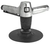 Ingersoll Rand Vertical Sanders, 7 in Pad, 6,000 rpm, 4/5 hp, 1 EA