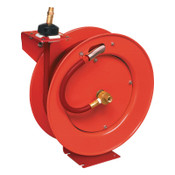 Lincoln Industrial Hose Reels for Air and Water Models 83753 and 83754, Series B, 3/8 in, 50 ft, 1 EA, #83753
