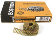 "Bostitch NAIL COIL 120 ROOF 1-1/2"" GALV. 7200 PER BOX, 1 BX, #CR4DGAL"