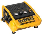 DeWalt HEAVY DUTY 1 GALLON 135PSI MAX TRIM COMPRESSOR, 1 EA