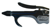 Coilhose Pneumatics 600 Series Blow Guns, Rubber Tip, 1 EA, #601