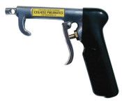 Coilhose Pneumatics 700 Series Standard Blow Guns, Safety Tip, 1 EA, #700S