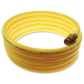 Coilhose Pneumatics Nylon Self-Storing Air Hoses, 3/4 in I.D., 12 ft, 2 EA