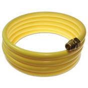 Coilhose Pneumatics Nylon Self-Storing Air Hoses, 3/4 in I.D., 25 ft, 1 EA