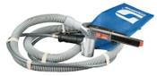 Dynabrade Vacuum Dynafile II Abrasive Belt Machines, 18 in x 3/4 in Belts, 1/2 hp, 1 EA