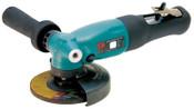 Dynabrade 1.3 HP DEP CTR WHL GRINDER:  12-000 RPM, 1 EA, #52632