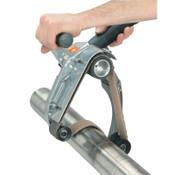 Dynabrade Air-Powered Pipe Belt Sander, 30 in x 1/2 in-1 1/2 in Belt, 7 hp, 1 EA